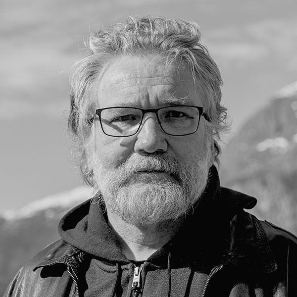 Bjørn Ingvaldsen - portrett