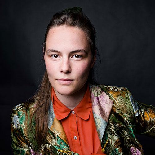 Emilie Blichfeldt - portrett
