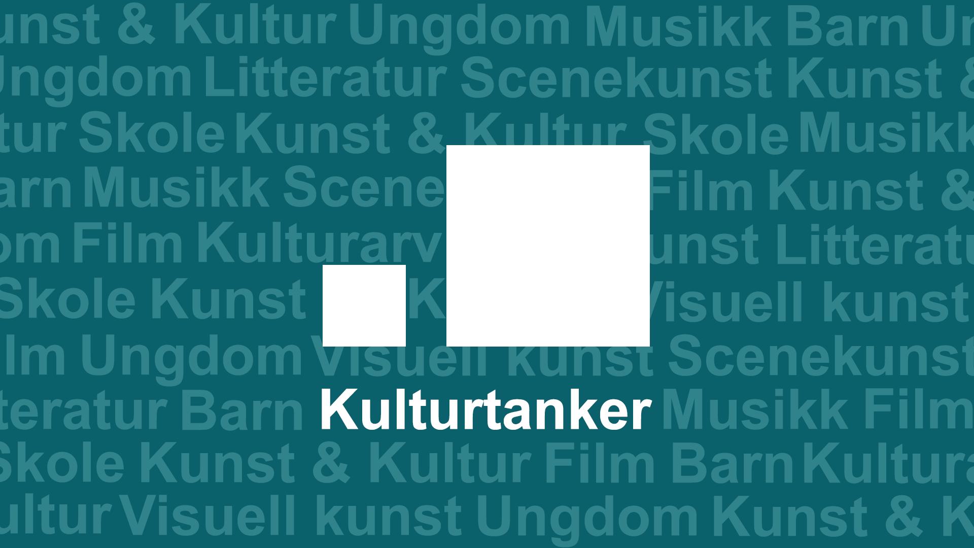 Ny podkast: Kulturtanker