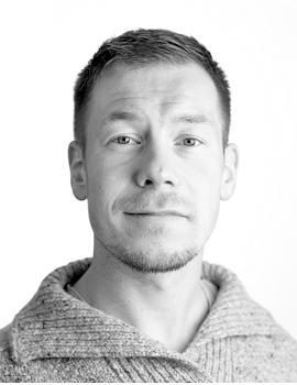 Bernt Johnny Bertheussen - foto Monica Milch Gebhardt