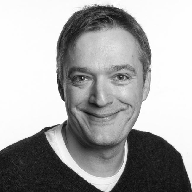 Portrett av Tor Erik Munkvold