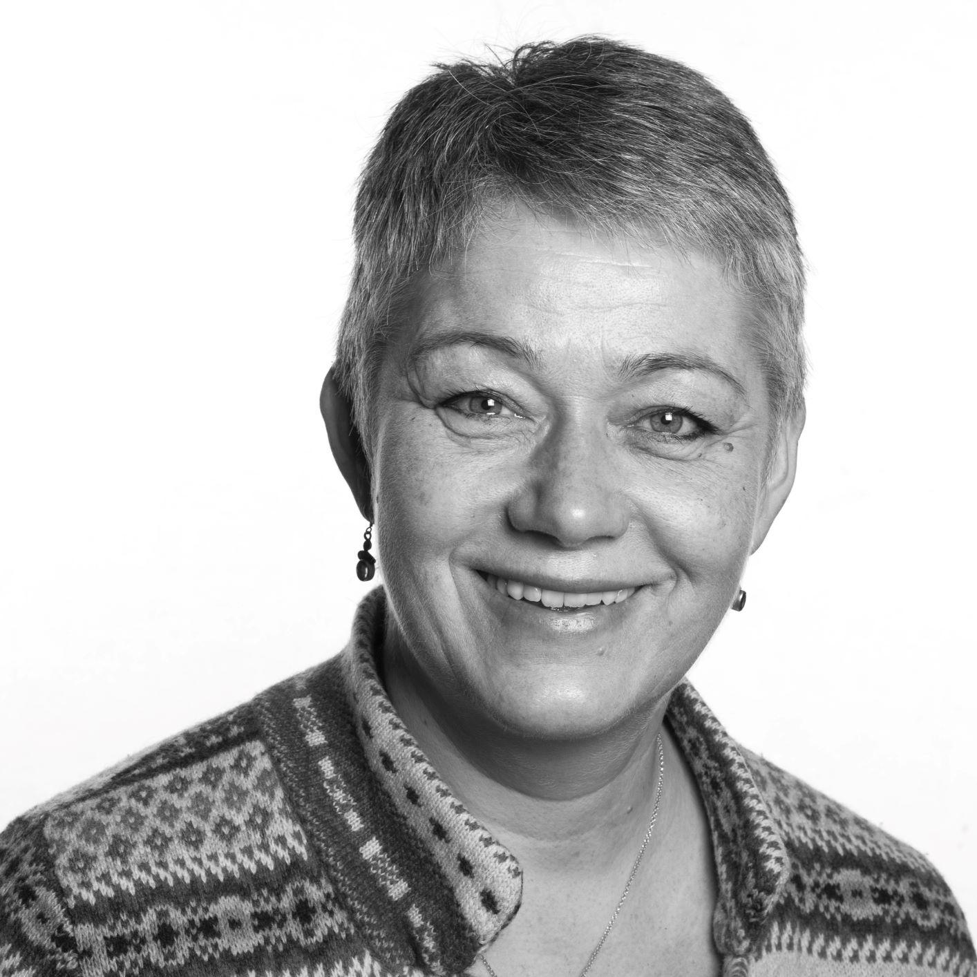 Portrett av Aase Kari Skaugen
