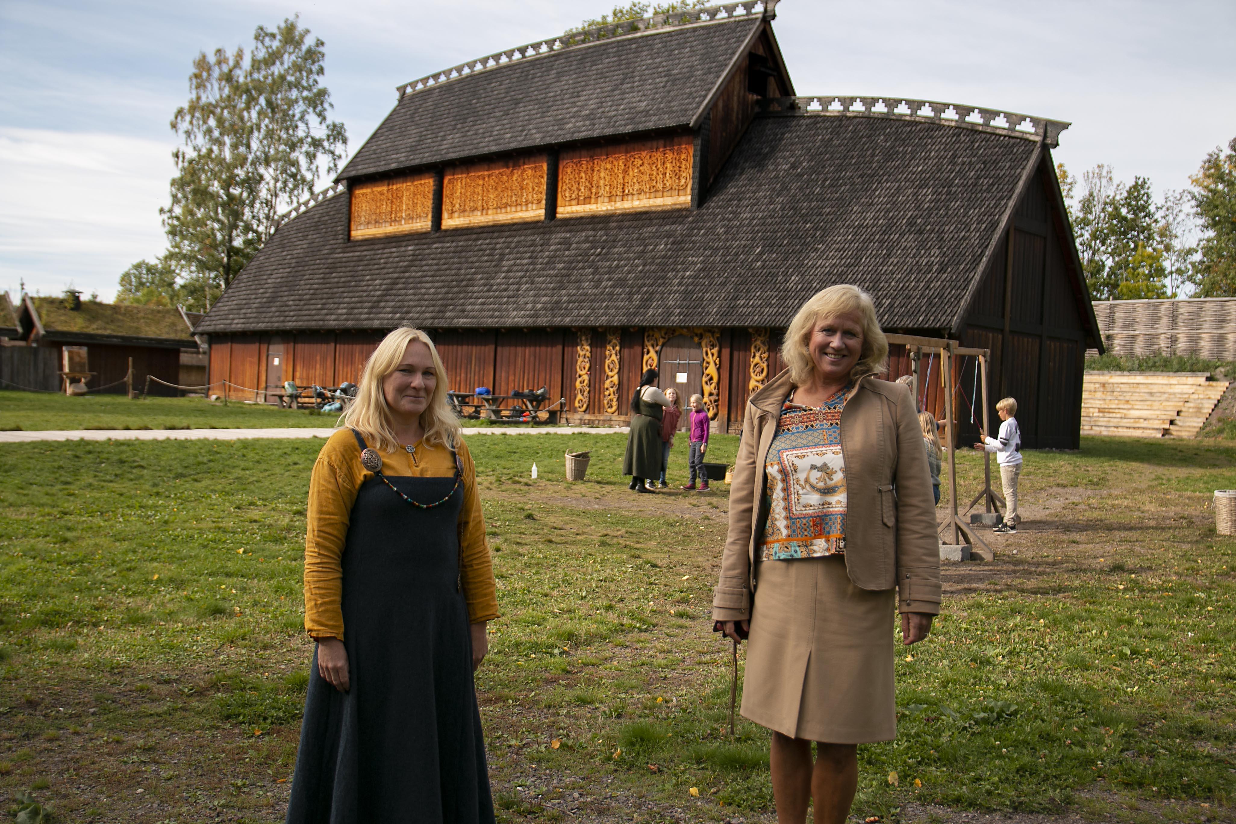 3000 skoleelever lærer om vikingtid i Den kulturelle skolesekken