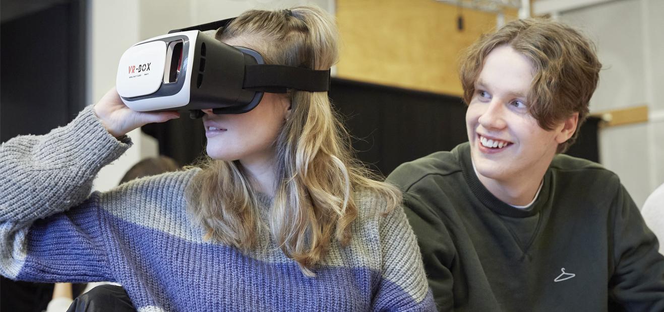 Novellemysteriet- tett samarbeid mellom ekte og virtuell verden